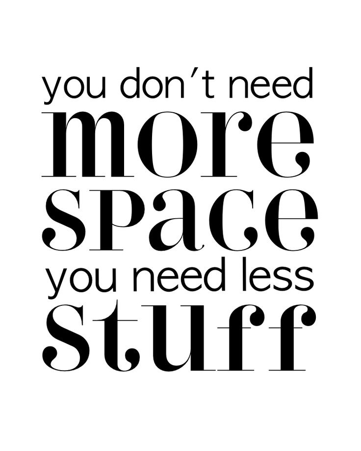 so true (for me) I keep removing stuff from all over the place, and there's…