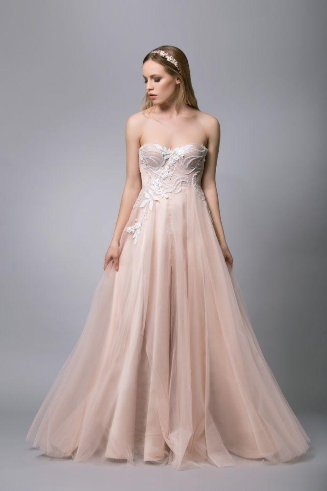 Rose Wedding Gown – Florina Ivascu – Rochie de mireasa Rose