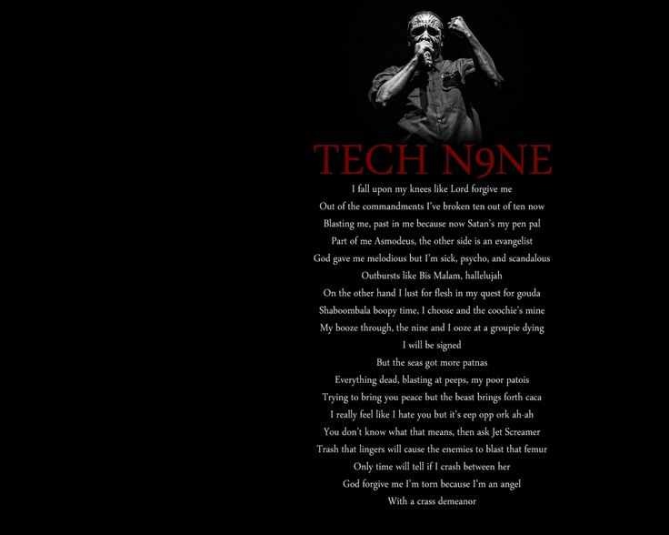 Tech N9ne 2013 Wallpaper