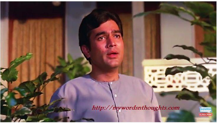Why Rajesh Khanna - Mukesh combination not tried very often?