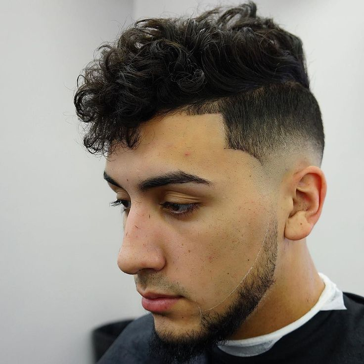 Image Result For Mens Curly Hair Styles