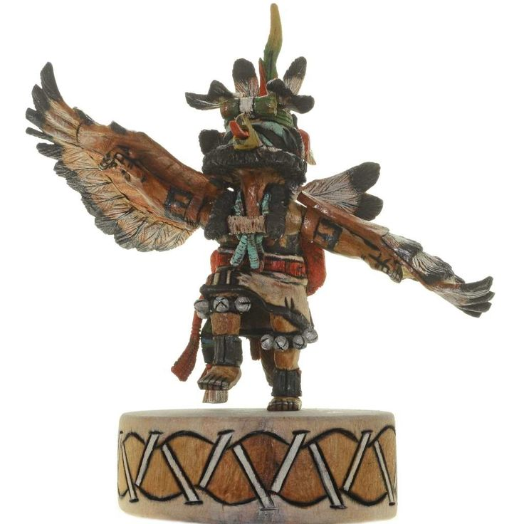 recipe: hopi eagle dancer kachina [20]
