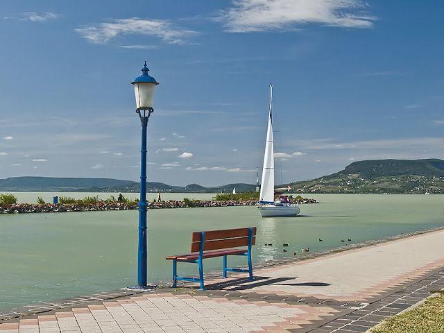 Fonyód - Balaton - Magyarország