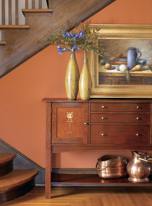 Stickley Mission Harvey Ellis Sideboard Love Your Living