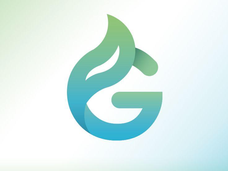 Branding idea for a Natural Gas, Green Energy company.