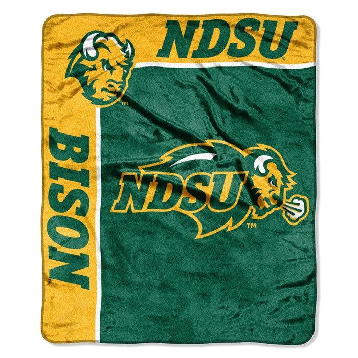 North Dakota State University School Spirit Throw at SportsFansPlus.com