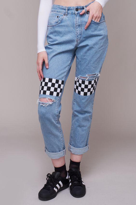 Jeans pour femme tendances pour 2018/2019 1