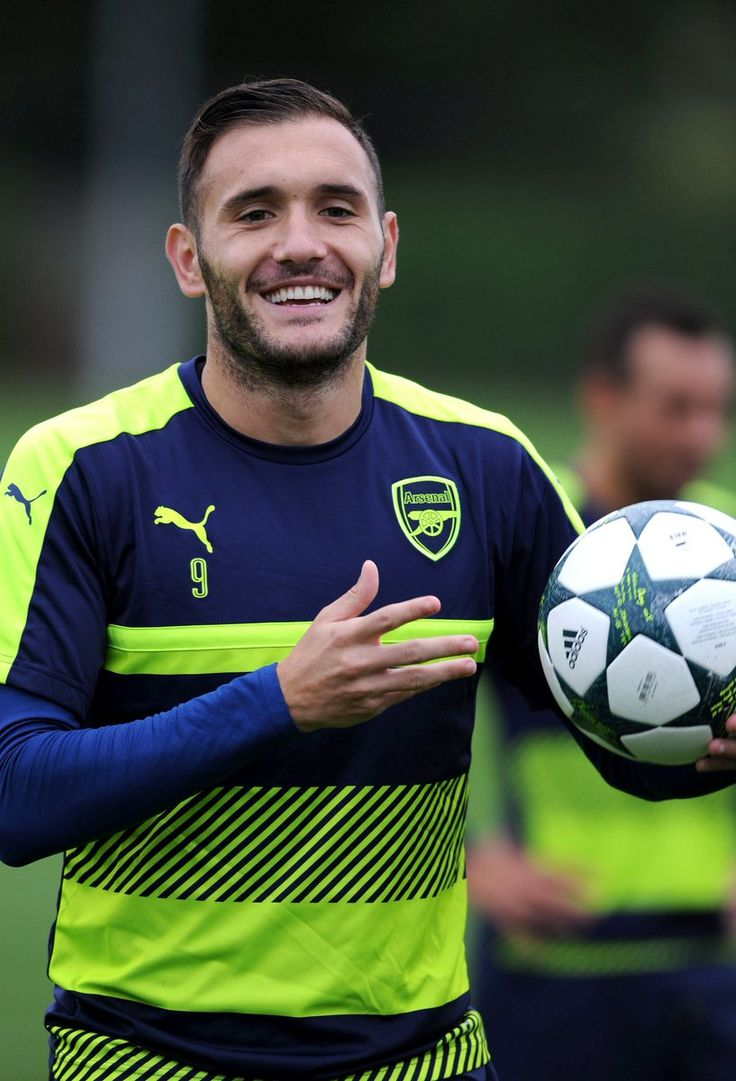 Good News: Lucas Perez is back in training today. #Arsenal