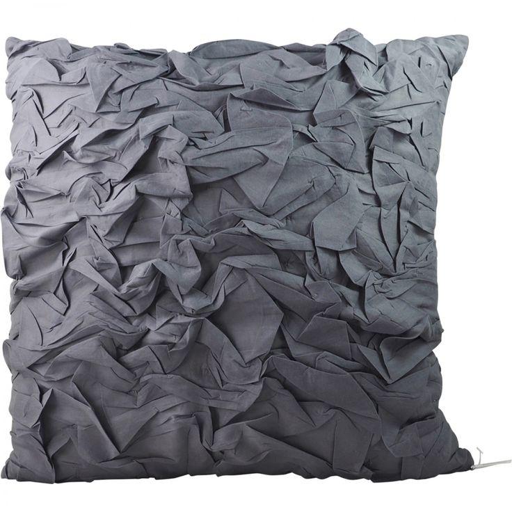 Nashik Ruched Loft Cushion 50X50 cm
