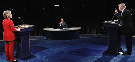 More questions Lester Holt did not ask Hillary Clinton | NRL News Today