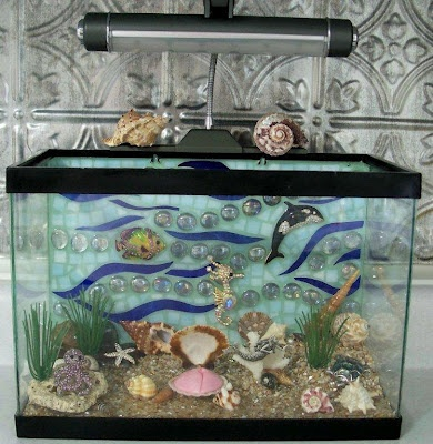18 best images about fish stuff on pinterest for Low maintenance fish tank