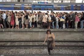 St Lazare station