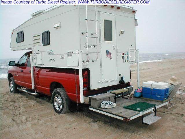 RV Net Open Roads Forum  Truck Campers  rear steps. 17 Best ideas about Rv Truck on Pinterest   Truck bed camper