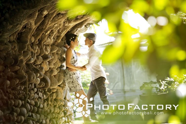 Pre-Wedding at Art Centre Bali