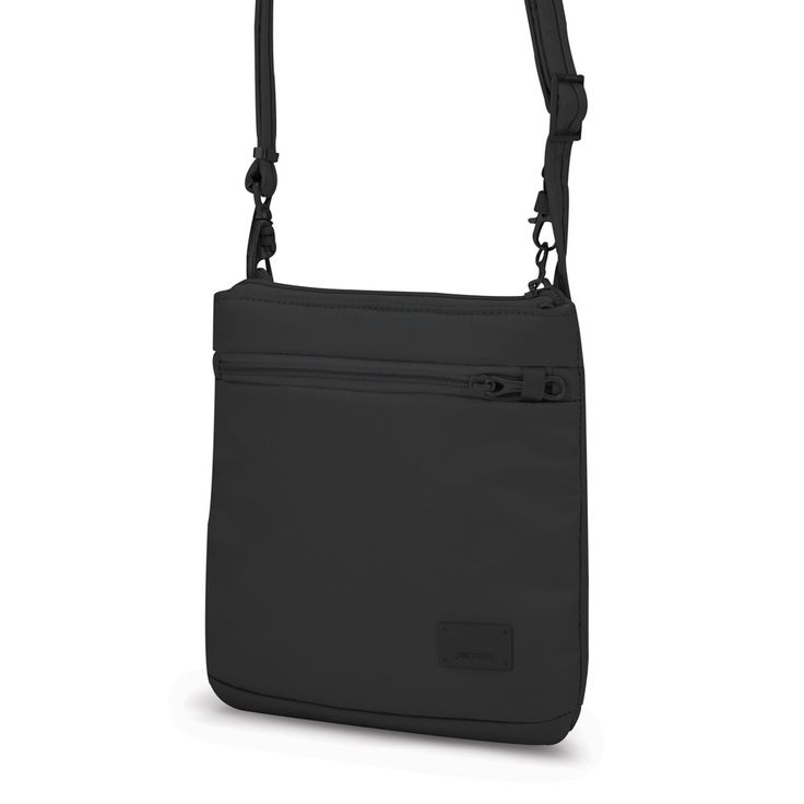 Citysafe CS50 anti-theft cross body purse