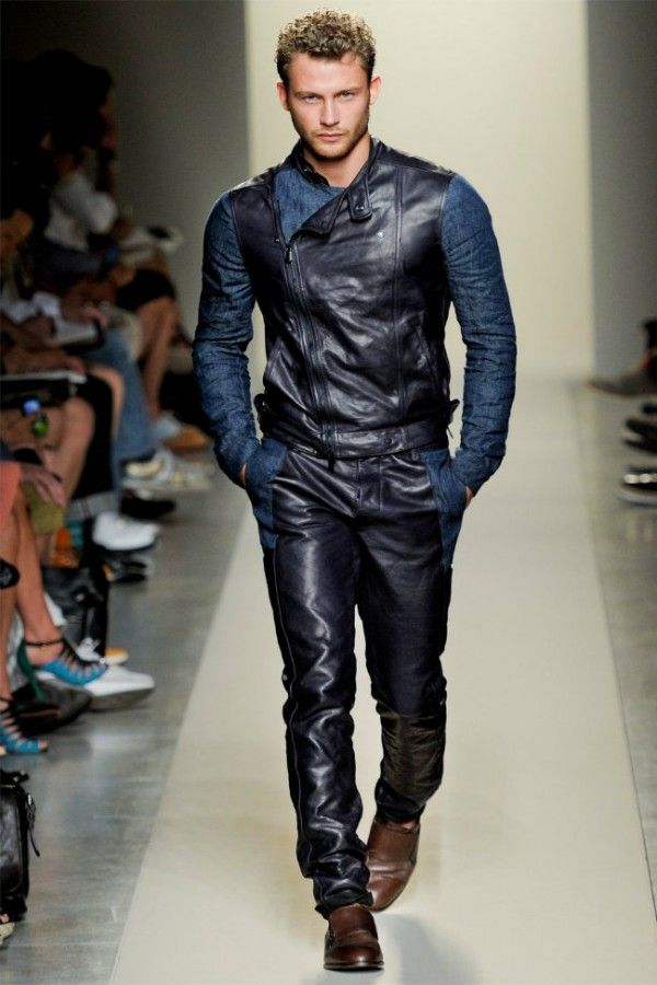 Men's Leather Trousers –  Do Men Look Good In Leather Trousers? YES!