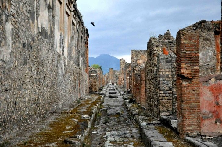 Pompeii  Ancient City of Roman Empire