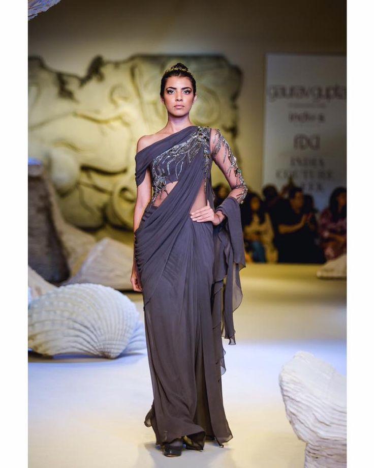 Gaurav Gupta Bridal Lehenga Collection 2016