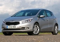 The new Kia Cee'd scores 4 out of 5 stars from our reviewer....