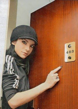 Bill Kaulitz (Tokio Hotel) - Fan club album