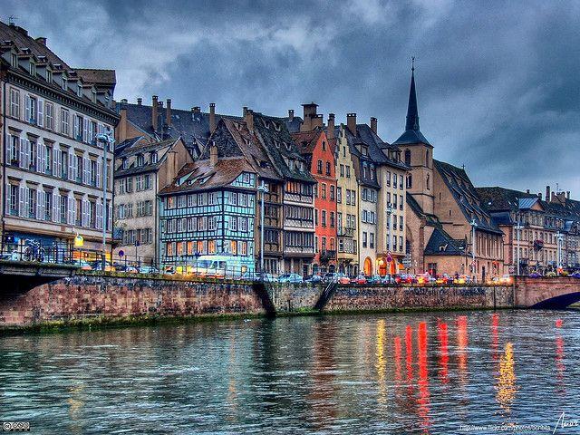 5 lugares próximos da capital francesa para se conhecer de trem.