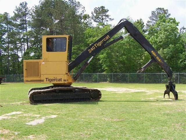 Tigercat Logging & Forestry Equipment    http://www.rockanddirt.com/equipment-for-sale/TIGERCAT/logging-forestry-equipment