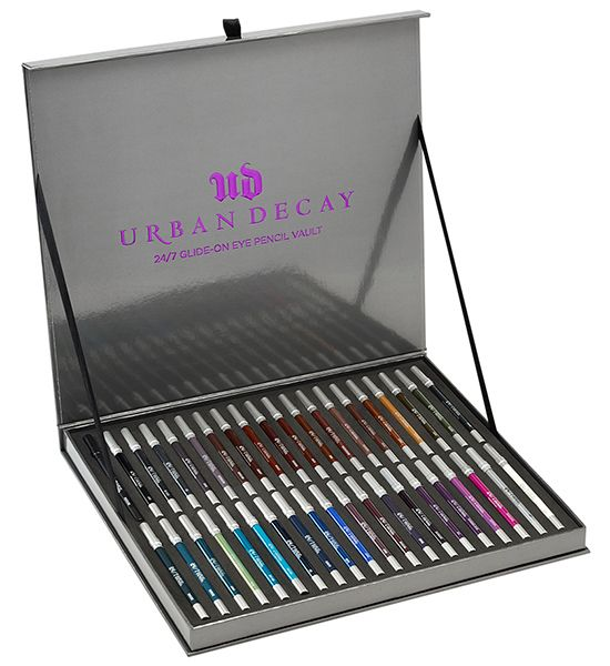 Urban Decay 24/7 Glide-On Eye Pencil Vault Coming Soon