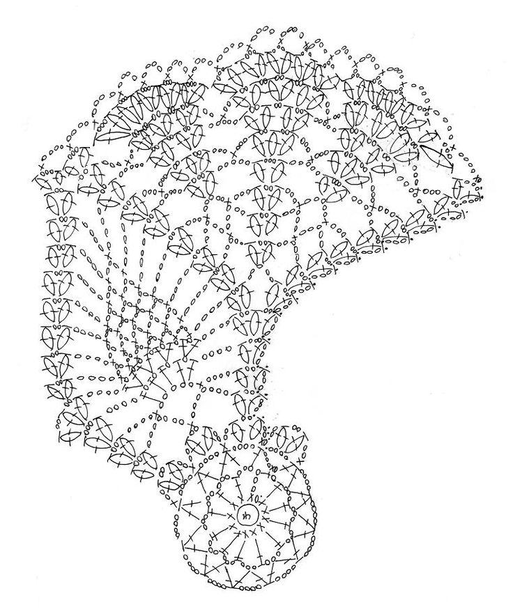 I would love to turn this doily into a skirt, maybe around the bottom of one.