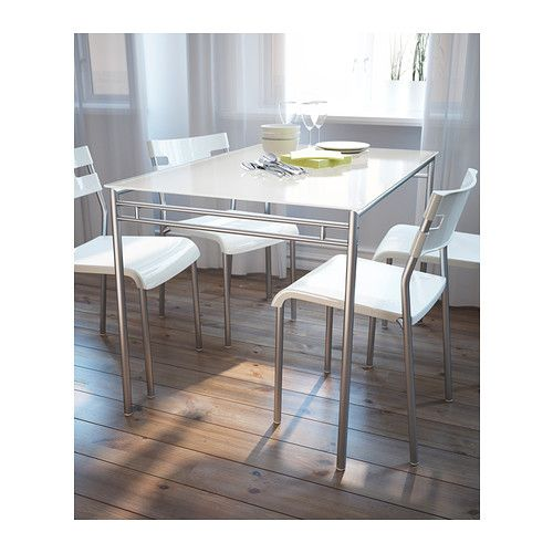 Best Dining Room Images On Pinterest Ikea Dining Room Ikea - Dining table ikea laver frosted glass top dining set dining table and