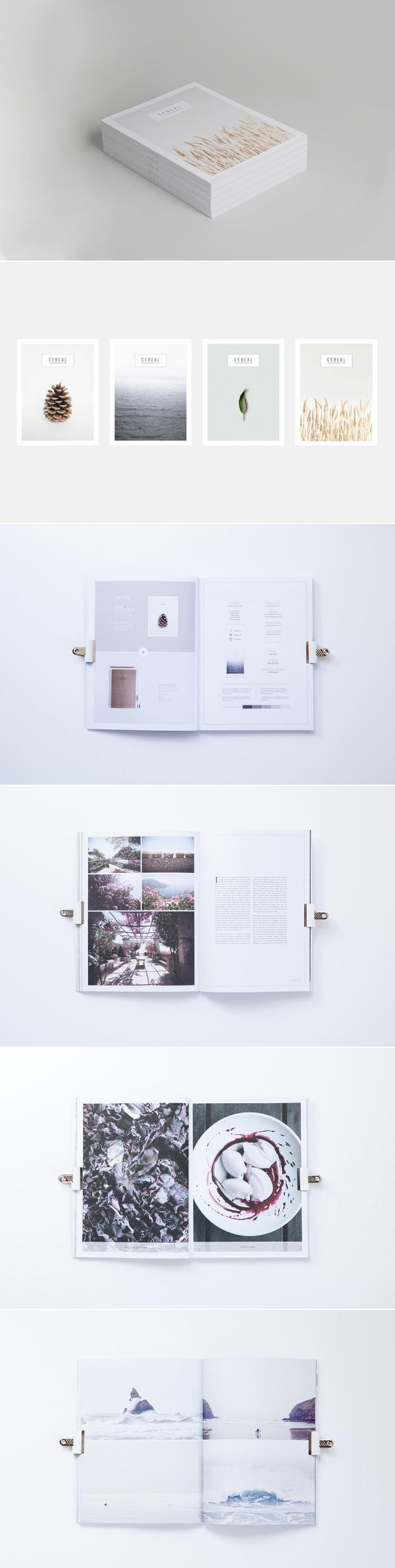 Very minimal photography I think this is too stark and unapproachable but I think their photography style could work: