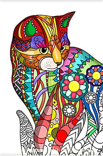 Best Mandala Painting Examples ~ Free Mandala Download