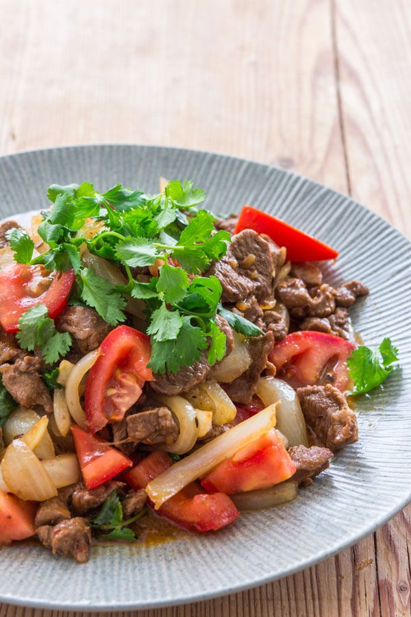 Work the wok! Keep the flavor Cumin with this Lamb Stir-Fry.