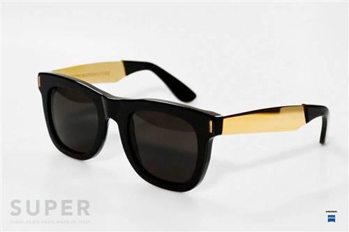 Super Ciccio - Black #retrosuperfuture #supersunglasses #sunglasses #supertr
