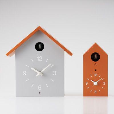 鳩時計 テラコッタ/型番:MJ‐CCT1 | 無印良品ネットストア