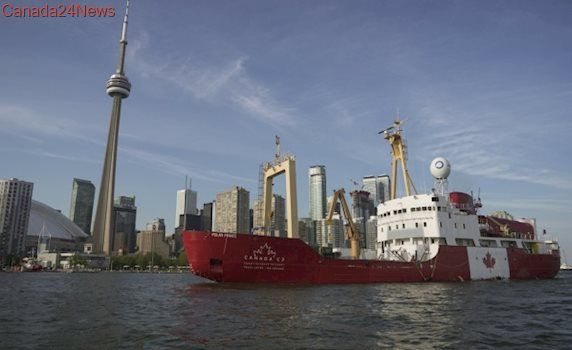 Epic expedition around 3 Canadian coasts leaves Toronto today