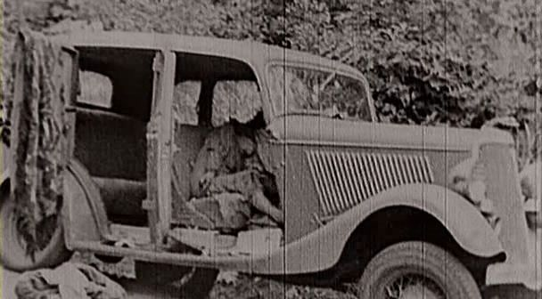 the real bonnie and clyde car - Google Search