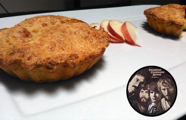 Mini Apple Pie Creedence Clearwater Revival