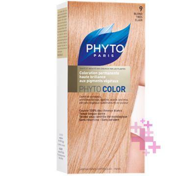 Phytocolor 9 Çok Açık Sarı