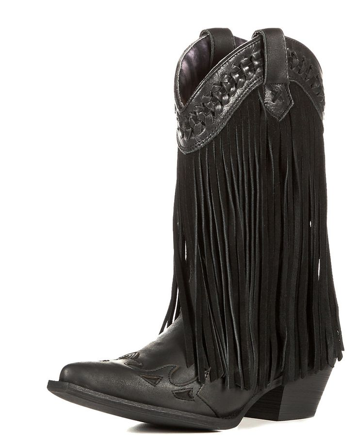 Women's Heart Throb Boot, Black