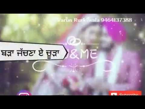 Punjabi Song Whstsapp Status Video - YouTube