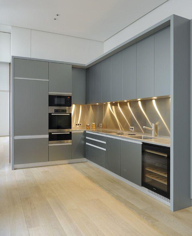 Les cuisines ouvertes