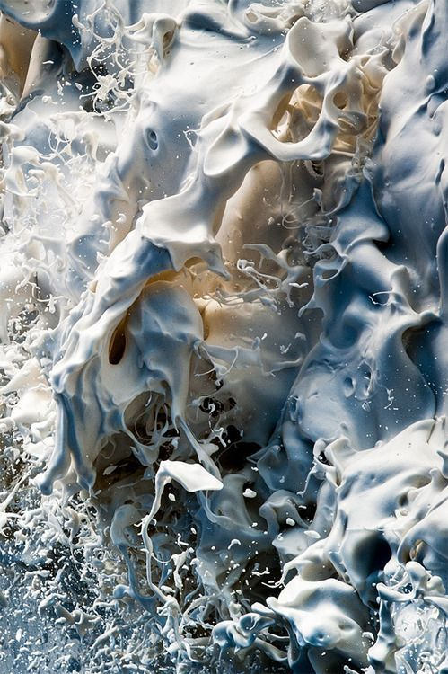 Ger Kelliher - High Speed Sea Foam Photography