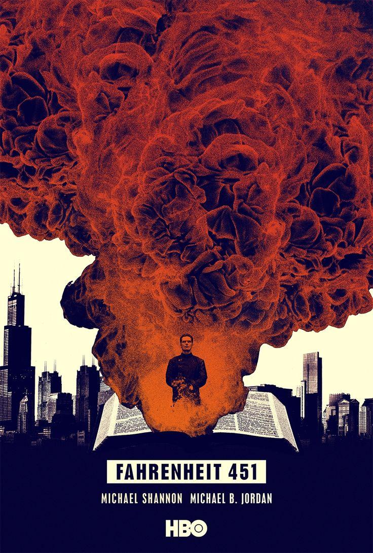 Fahrenheit 451 (2018) [911 x 1350]