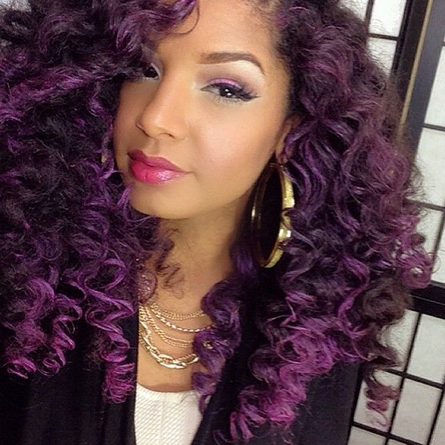 hair style perm 25 trending highlights curly hair ideas on 5693