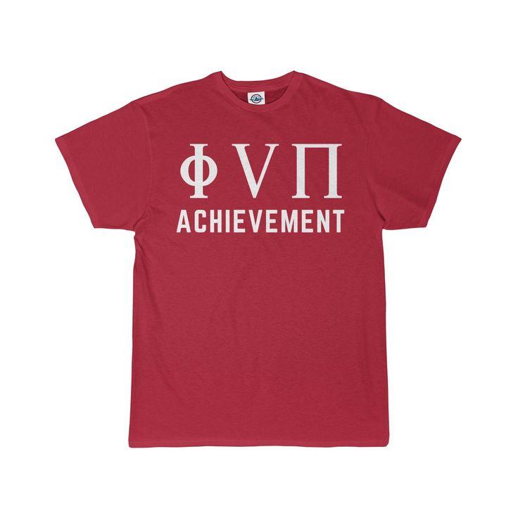 Kappa Alpha Psi Phi Nu Pi Achievement Men's T-Shirt