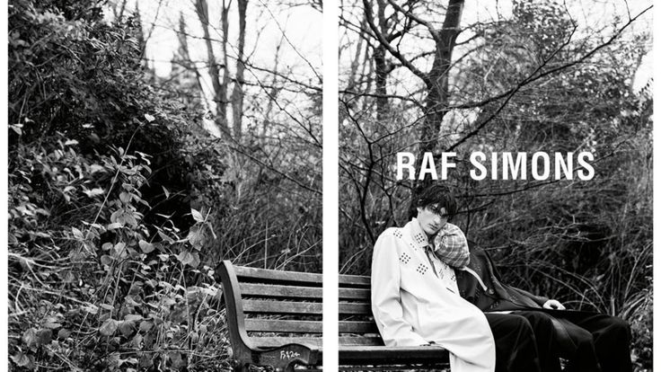 zobacz nową kampanię rafa simonsa