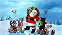 3D Christmas Wallpapers HD 09