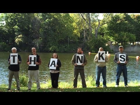 Nature Conservancy - Our Scientists Say Thanks