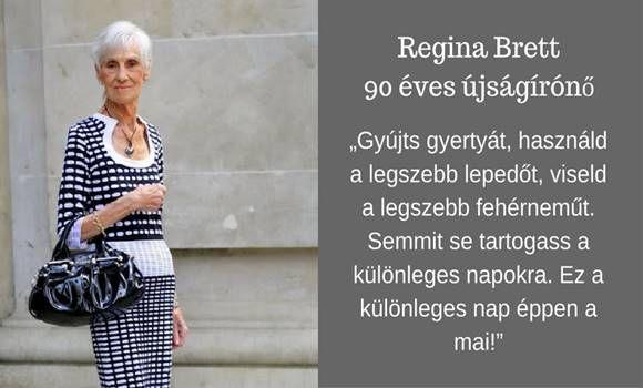 Egy 90 éves nő tanácsai. Érdemes hetente újraolvasni őket!