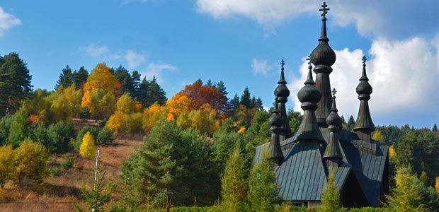 The Wooden Architecture Route: Lemko Churches